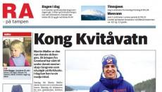 Rjukan Arbeiderblad bringer i dag på side 8 er helsides om Martin Møllers deltagelse i DM. Læs artiklen her:RJU11AVI16020308L00